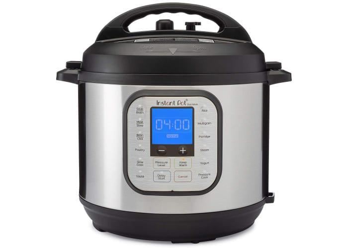 6-qt Instant Pot Duo Nova 7-in-1 Electric Pressure Cooker