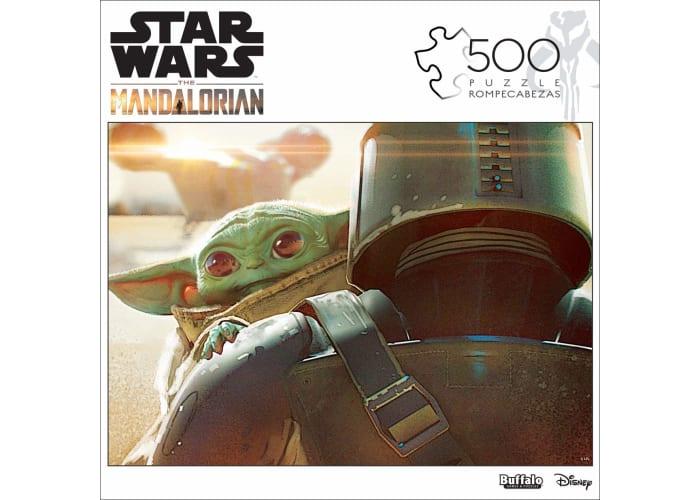 Star Wars The Mandalorian 500 Piece Jigsaw Puzzle