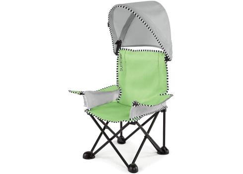 Summer Pop 'n Sit SE Big Kid Chair, Green Apple