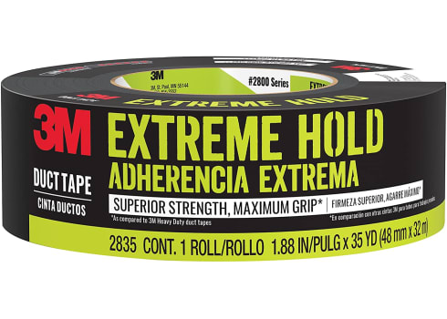 3M Extreme Hold Duct Tape, 1.88 inches x 35 yards