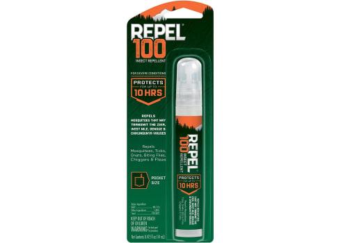Repel 100 Insect Repellent, Pen-Size Pump Spray