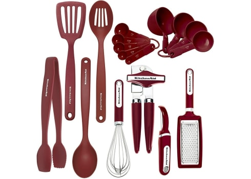 KitchenAid 17-pc Tools and Gadget Set