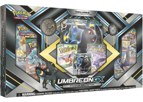 Pokemon TCG: Sun & Moon Guardians Rising Umbreon-GX Premium Collection