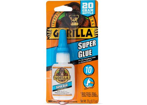 Gorilla Super Glue, 20-grams