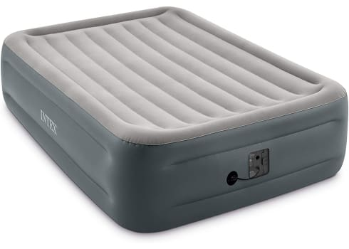 """18"""" Intex Dura-Beam Series Essential Rest Queen Airbed with Internal Electric Pump"""