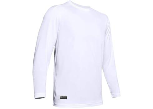 Under Armour Mens Tactical Tech Long-Sleeve Shirt