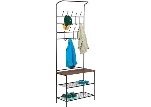 Honey-Can-Do Entryway Storage Valet