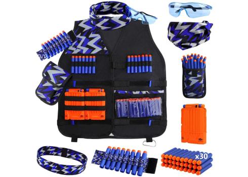 Kids Nerf Tactical Vest Kit