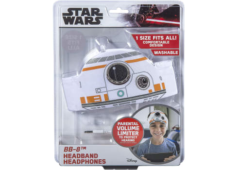 Star Wars BB-8 Kids Headband Headphones