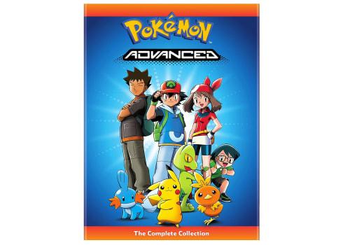 Pokémon Advanced Complete Collection (DVD)