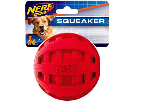 Nerf Dog Checker Ball Dog Toy