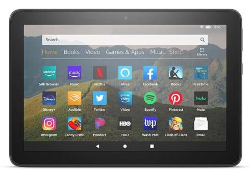 """Fire HD 8"""" Tablet, 32gb"""