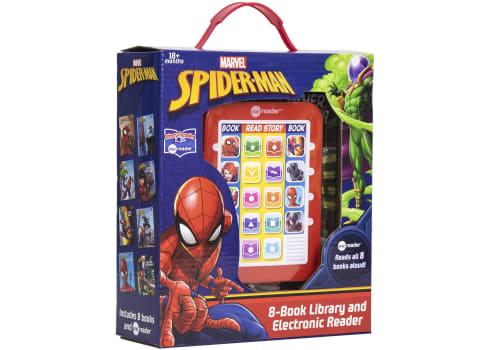 Marvel - Spider-man Me Reader Electronic Reader
