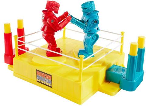 Rock 'Em Sock Em Robots