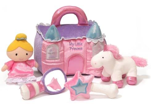 Baby GUND My First Princess Castle Playset