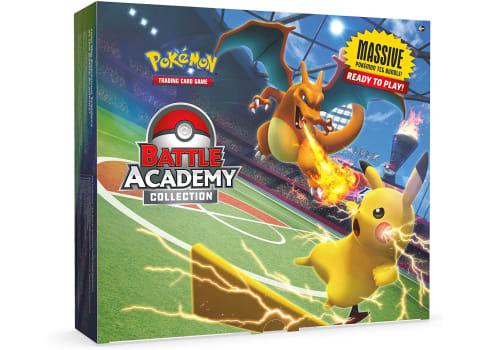 Pokémon Trading Card Game: Battle Academy Bundle