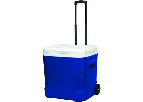 60-qt Igloo Ice Cube Roller Cooler