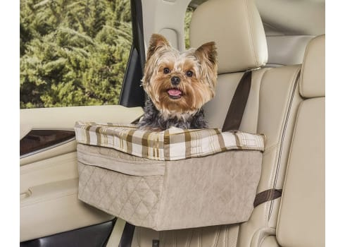 PetSafe Happy Ride Quilted Dog Booster Seat