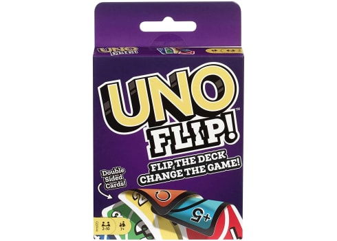 UNO FLIP! Family Card Game