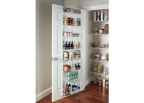 ClosetMaid Adjustable 8-Tier Wall/Door Rack