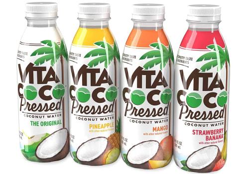 Vita Coco Coconut Water Sampler Pack