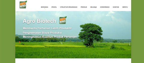We Launching Agrobiotech Website