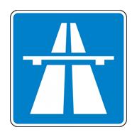 Hinweisschilder | Autobahnschilder