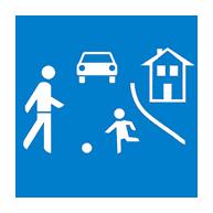 Verkehrsberuhigung nach StVO