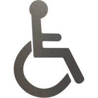 Relief - WC behindertengerecht