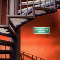 Emergency ladder / Notleiter