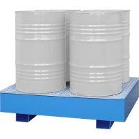 Compaktwanne für 200-Liter-Fässer