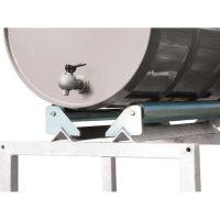 Fassbock aus Stahl für 60-Liter und 200-Liter Fässer