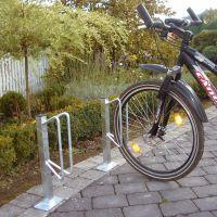 Fahrradständer / Einzelparker