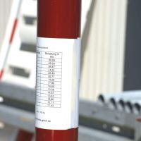 Euro Schalungsstütze Klasse B/D, gemäß DIN EN 1065