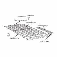 Modulare Sicherheitsbodenelemente aus Stahl