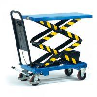 Hubtischwagen - Tragkraft 300 / 500 kg
