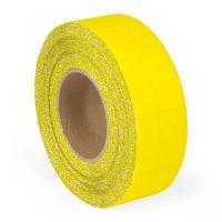 Antirutschbelag VERFORMBAR gelb auf Rolle, selbstklebend