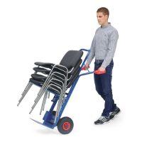 Stuhlkarre mit verschraubtem Traggestell - Tragkraft 300 kg