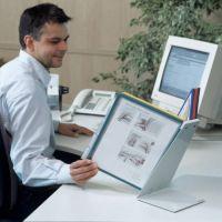 Sichttafel Tischsystem VARIO TABLE 10, Durable