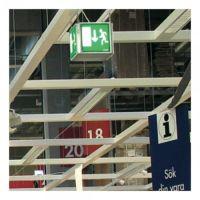 Notleuchte CUBE-LUX STANDARD (Pendelaufbau)