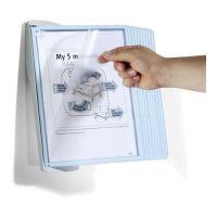 Sichttafel Wandsystem SHERPA BACT-O-CLEAN, Durable