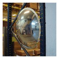 Panoramaspiegel 360 - Überprüfung von 3 Richtungen (Wandaufbau)