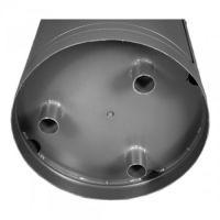 Stand-Abfallbehälter mit 4-fach Einwurf - Inhalt 60 Liter