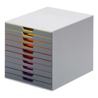 Schubladenbox VARICOLOR 10