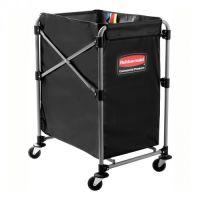 Faltbarer Wäschewagen X-CART Rahmen, Rubbermaid - Inhalt 150 / 300 Liter