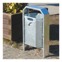 Abfallbehälter CAMPINA - Inhalt 40 Liter