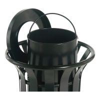 Rund-Abfallbehälter OSKAR - Inhalt 15 / 25 Liter