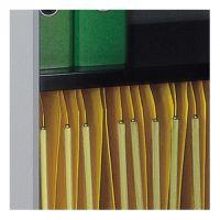 Fachboden mit Lateralhängevorrichtung für Bisley UNIVERSAL Flügeltürenschrank
