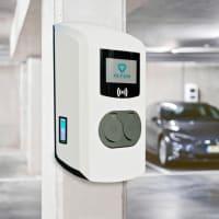 ACE Eve Double Pro-line DE - Wallbox - 1FC - 2 x 22 kW - RFID o. P&C