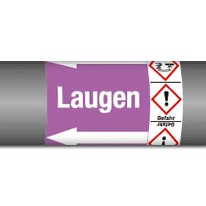 Gruppe 7 - Laugen mit Gefahrstoffsymbol (GHS)